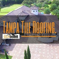 Photo taken at Suncoast Roofing Solutions by Cartography M. on 8/26/2016