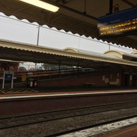 Photo taken at Armadale Station by Tommy on 8/1/2017