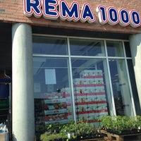 Photo taken at Rema 1000 by Morten B. on 4/20/2014