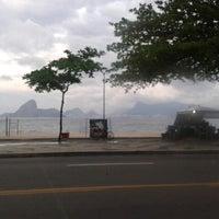 Foto tirada no(a) Linha 750D - Charitas / Gávea por Mauro F. em 9/18/2013