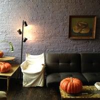Photo taken at Bagel Art by Hyojin Genia K. on 10/23/2012