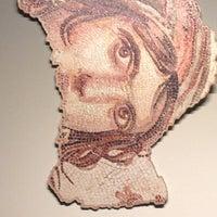 12/23/2012 tarihinde K A.ziyaretçi tarafından Zeugma Mozaik Müzesi'de çekilen fotoğraf