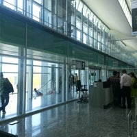 Photo taken at Gate #7 by Arjun S. on 9/24/2012