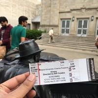 Photo taken at Indiana University Cinema by Arjun S. on 5/23/2017