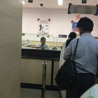 Photo taken at HDFC Bank by Arjun S. on 8/11/2016