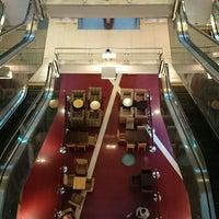 Photo taken at Atria Mall by Arjun S. on 5/9/2014