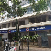 Photo taken at HDFC Bank by Arjun S. on 5/26/2016