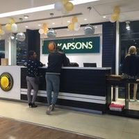 Photo taken at Kapsons by Arjun S. on 12/30/2015