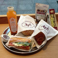 Photo taken at Pret A Manger by Adni on 1/8/2013