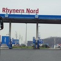 Photo taken at Rasthof Rhynern Nord by Sebastian W. on 11/28/2012