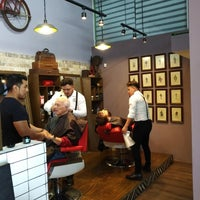Foto tomada en The Barber's Spa México (San Ángel) por Mario el 9/8/2018