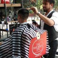 Foto tomada en The Barber's Spa México (Reforma) por Mario el 3/29/2018
