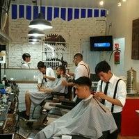 Foto tomada en The Barber's Spa México (Polanco Platinum) por Mario el 8/13/2016