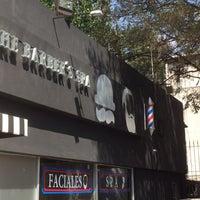Foto tomada en The Barber's Spa México (San Ángel) por Mario el 10/14/2015