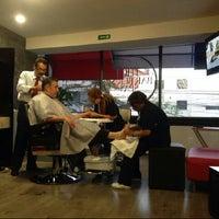 Foto tomada en The Barber's Spa México (Satélite) por Mario el 5/28/2014