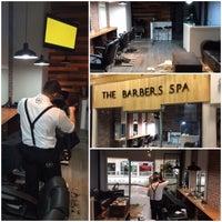 Foto tomada en The Barber's Spa México (Plaza Lindavista) por Mario el 8/24/2015