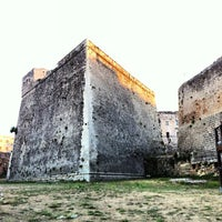 Photo taken at Castello Aragonese by Mimmo R. on 8/4/2013