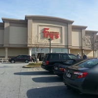Photo taken at Fry's Electronics by Tom D. on 12/31/2012