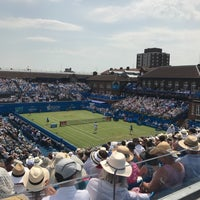 Photo taken at Queen's Club by Boban T. on 6/21/2017
