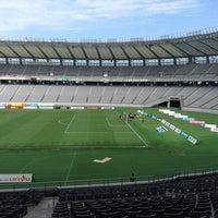 Photo taken at FC東京スポボラテント(味スタメイン) by Masataka S. on 8/2/2014