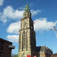 Photo taken at Grote Markt by Christian D. on 4/30/2013