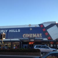 Photo taken at Beverly Hills Cinemas by Andrew on 7/7/2013