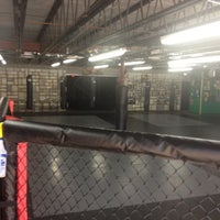 Photo taken at The Jungle MMA & Fitness by Matt B. on 2/5/2013