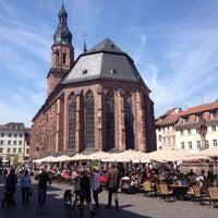 5/14/2015にSergey D.がRathaus Heidelbergで撮った写真