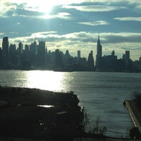 Photo taken at Lincoln Tunnel Helix by Alan S. on 3/4/2013