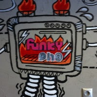 Photo taken at Funky Pho Restaurant by Daniel M. on 5/16/2013