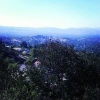 Photo taken at Topanga Canyon Lookout by Debbie L. on 6/13/2013