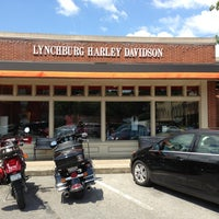 Photo taken at Lynchburg Harley-Davidson by Adriano M. on 8/26/2013