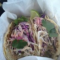 Photo taken at Mas Tacos Por Favor by Brandon B. on 2/6/2013