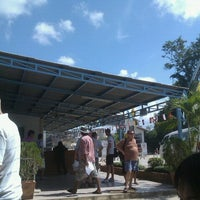Photo taken at Banpakkad Immigration Checkpoint by 4SQ on 11/8/2012