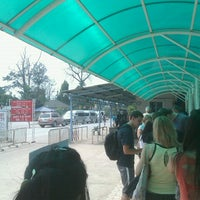 Photo taken at Banpakkad Immigration Checkpoint by 4SQ on 2/3/2013