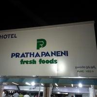 Photo taken at Prathapaneni by Halley on 8/31/2014