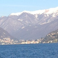 Photo taken at Lido di Villa Geno by Nela K. on 1/18/2013