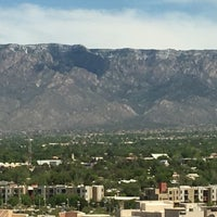 Photo taken at Albuquerque Marriott Concierge Lounge by Luigi P. on 5/4/2017