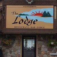 Photo taken at Lewiston Lodge by Luigi P. on 8/18/2016