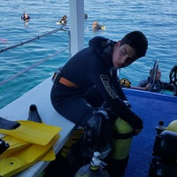 7/8/2017 tarihinde Ejder P.ziyaretçi tarafından Ayvalık 3 Sea Dalış Merkezi'de çekilen fotoğraf