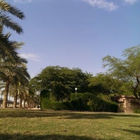 Photo taken at منتزه محمد بن القاسم by Aladdin B. on 12/23/2013