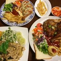 Photo taken at S.U. Steak by Iwara J. on 9/20/2015