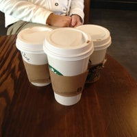 Photo taken at Starbucks by Iris🎀 on 10/24/2012