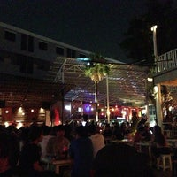 Photo taken at Bungalow by P_mote T. on 3/26/2013