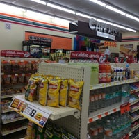 Photo taken at 7- Eleven by Fernando P. on 1/13/2014