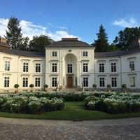 Photo prise au Pałac Myślewicki par Björn G. le7/11/2016