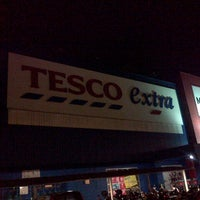 Photo taken at Tesco Extra by dhia s. on 10/23/2013