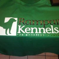Photo taken at Rampart Kennels by Nathan D. on 8/2/2013