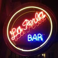 Photo taken at La Perla Bar by Tono M. on 7/19/2013