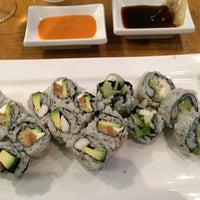 Photo taken at Iron Sushi by Melissa P. on 1/11/2015